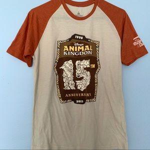 Disney Animal Kingdom T-shirt 15th anniversary S